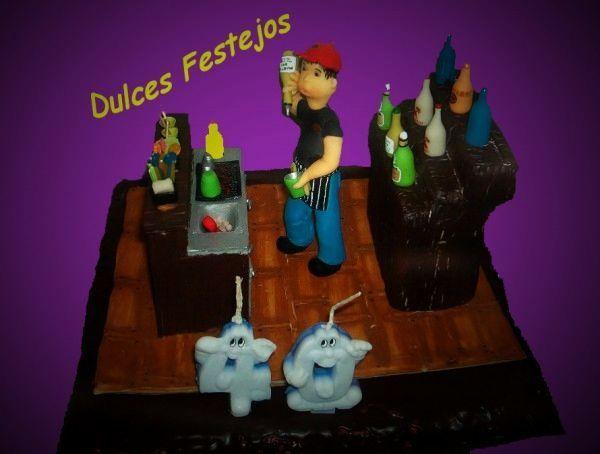 Dulces Festejos: Bartender